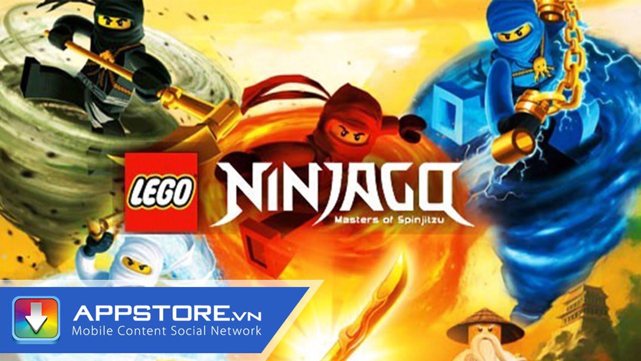 [Game IOS] Ninjago – Chiến đấu cùng Lego – Appstore.vn
