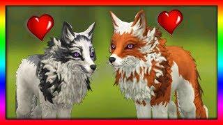 СИМУЛЯТОР ЛИСЫ #8 ОБНОВЛЕНИЯ Симулятор Жизни Зверей WildCraft про котят и собак от ДЕТСКИЕ И