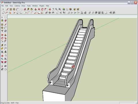 1001bit Tools Create Escalator Youtube