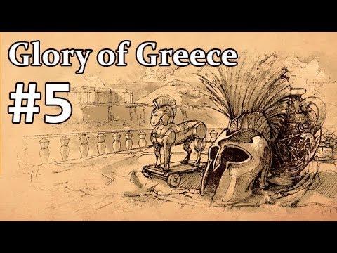 AOE:DE Campaign | Glory of Greece #5 | Colonization of Ionia