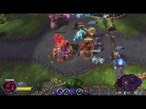 Heroes of the Storm - Daily Dose Episode 187: Cho'gall Round 2