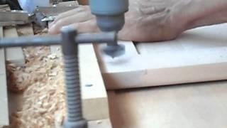 Carpinteria - Como instalar bisagra oculta o Europea