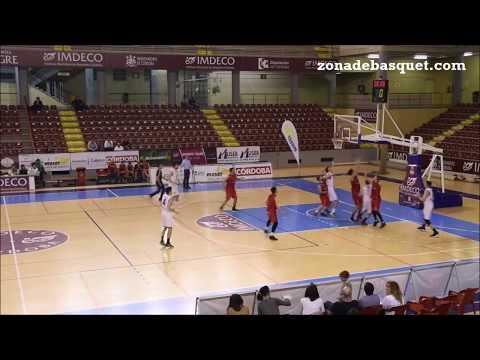 LIGA EBA 18/19 | Alberto Pérez (Baza), Partido Ante Cordobasket