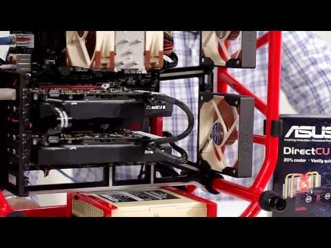 ASUS GeForce GTX 760 DirectCU II 2-Way SLI Performance Benchmark