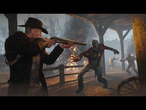 HUNT: SHOWDOWN HQ Gameplay 10 Minutes Demo (Crytek Survival Horror 2018)