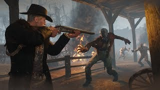 HUNT: SHOWDOWN 10 Minutes Gameplay Demo (Crytek New PvP Horror Game)