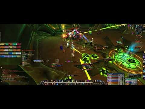 Heroic Antoran High Command  - Oceanic - Fire Mage POV
