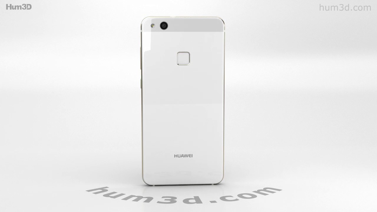 Huawei Laptop Wallpapers: Huawei P10 Lite Pearl White 3D Model By Hum3D.com