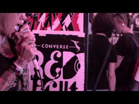 "YOUTH CODE ""First & Last"" - Converse Red Light Sessions"