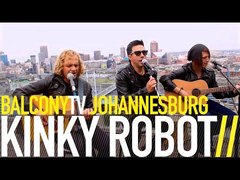KINKY ROBOT – HOBIE BEACH (BalconyTV)