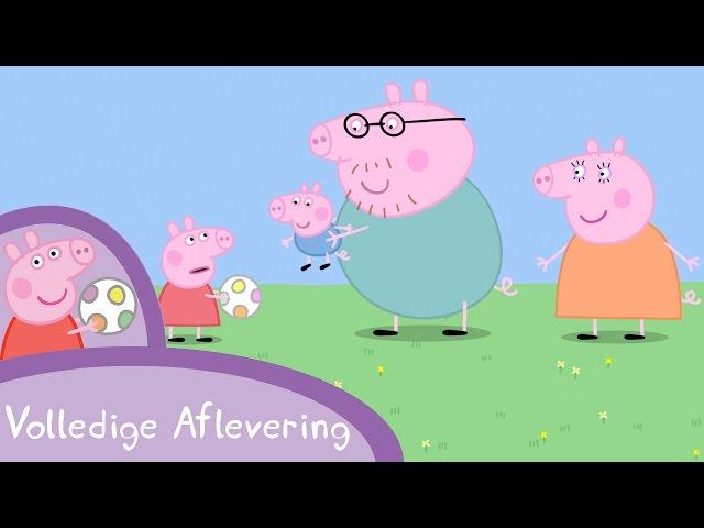 Peppa Pig Nederlands Compilatie Nieuwe Afleveringen | Lummelen | Tekenfilm | Peppa de Big