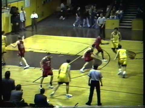 1996 GPAC Men's Basketball - Wesmen vs Manitoba - Classic Games