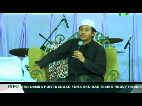 KH Anwar Zahid 2015 ; Aku Iki Kyai Qulhu ; Qulhu Ae Lek , Full Nasehat Lucu Di Pasuruan