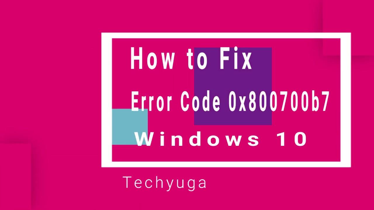 How To Fix Application Error 0xc000007b In Windows 10 | Techyuga