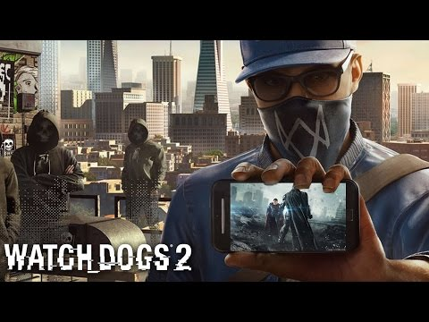 Watch Dogs 2 - Batman v Superman & Alien vs Predators Easter Egg and Reference