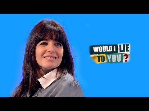 Claudian Chicanery  Claudia Winkleman on Would I Lie to You? HD