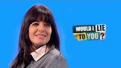 Claudian Chicanery - Claudia Winkleman on Would I Lie to You? [HD] [CC-NL,TR]