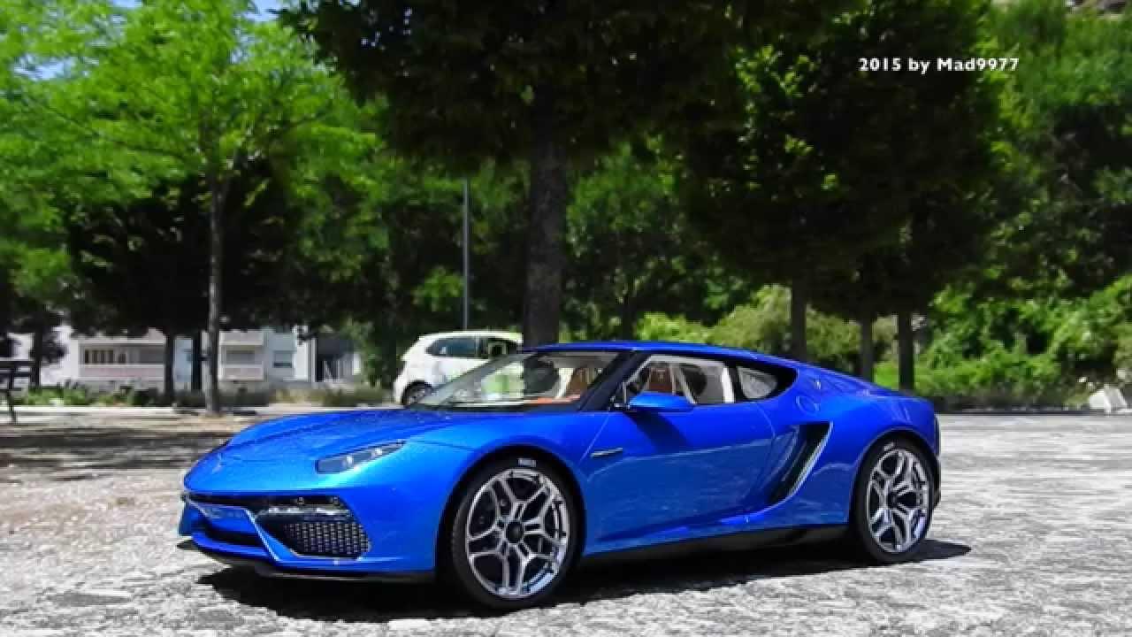 Lamborghini 2014 Asterion Lpi 910 4 Hybrid Concept Youtube