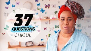 37 Questions with Talented Comedienne Chigul