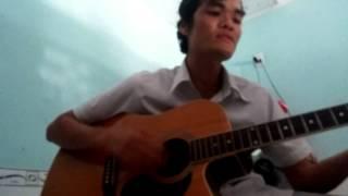 Hai Dong Nguoc Xuoi _ guitar anh van