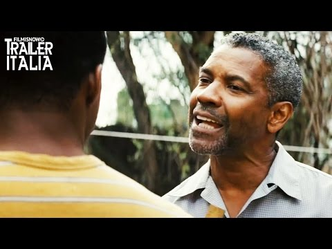 BARRIERE con Denzel Washington     Compilation HD