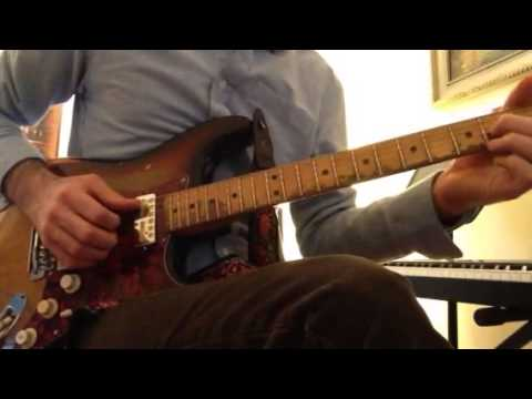 Ry Cooder How Can You Keep On Moving - (Jon Paul cover)
