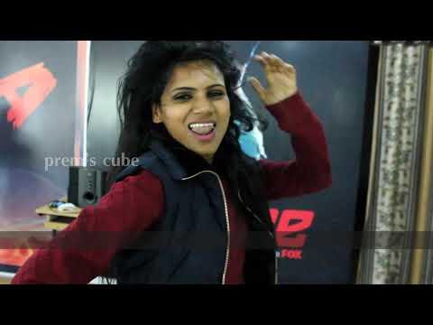 Sia - Cheap Thrills || Prem's Cube || Hyderabad