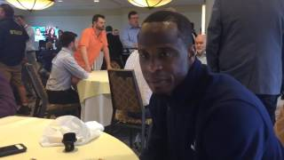 Former Pittsburgh Steelers CB Ike Taylor talks up Alabama CB Marlon Humphrey