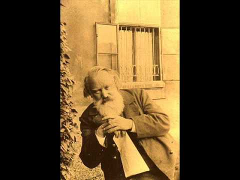 Myra Hess plays Brahms Intermezzo opus 117 no. 1