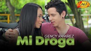 Eres mi droga - Gency Ramirez,música popular colombiana.