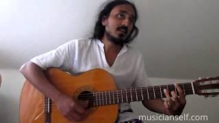 Ore Naal Unnai Naan Unplugged   Rhythm guitar, Singing   Tamil song Chord Improvisation