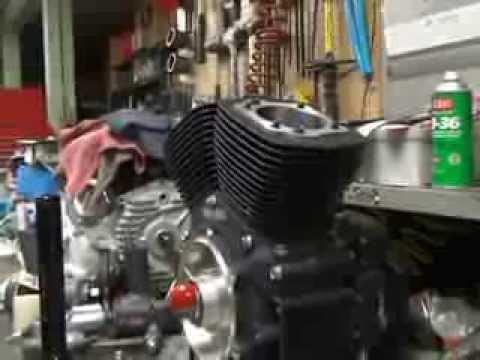 #144 1992 Harley FXR Evolution 88ci Motor Assemble Rebuild Tatro Machine