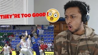 RIVALRY !! PHILIPPINES VS CHINA FIBA ASIA CUP 2017 REACTION