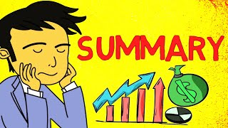 """Rich Dad Poor Dad Summary Ep # 9/9 (Animated lessons from """"Rich Dad Poor Dad by Robert Kiyosaki"""")"""