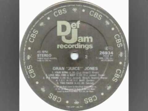 Oran Juice Jones - It's Yours 1986