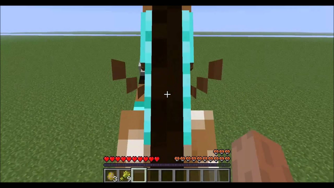 how to make a dresser in minecraft