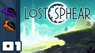 Let's Play Lost Sphear - Nintendo Switch Gameplay Part 1 - Goin Fishin!