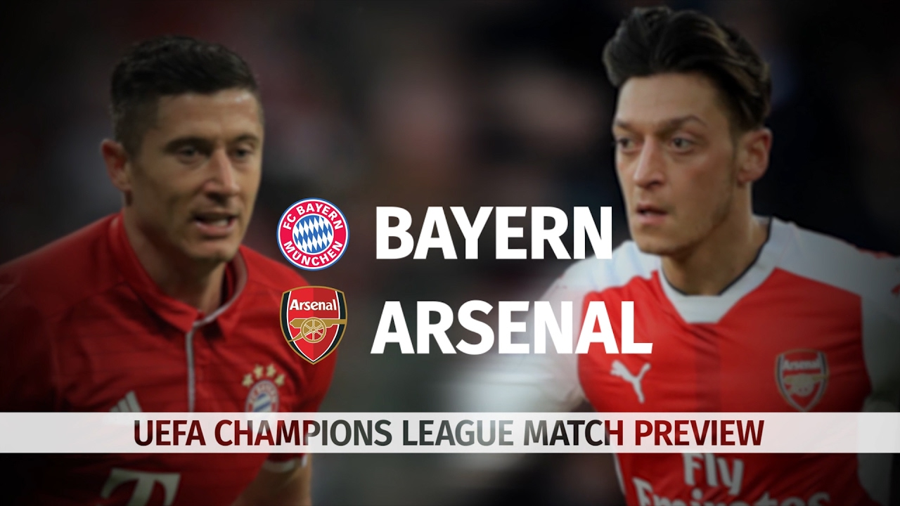 Bayern Arsenal Champions League