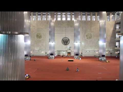 Istiqlal Mosque Jakarta