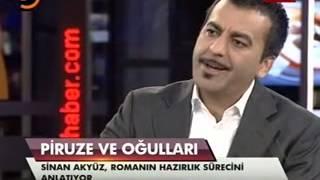 Sinan Akyüz / Kanal 24 / Sanat Takibi