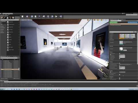Unreal 4 Lighting Academy - Session 3.1