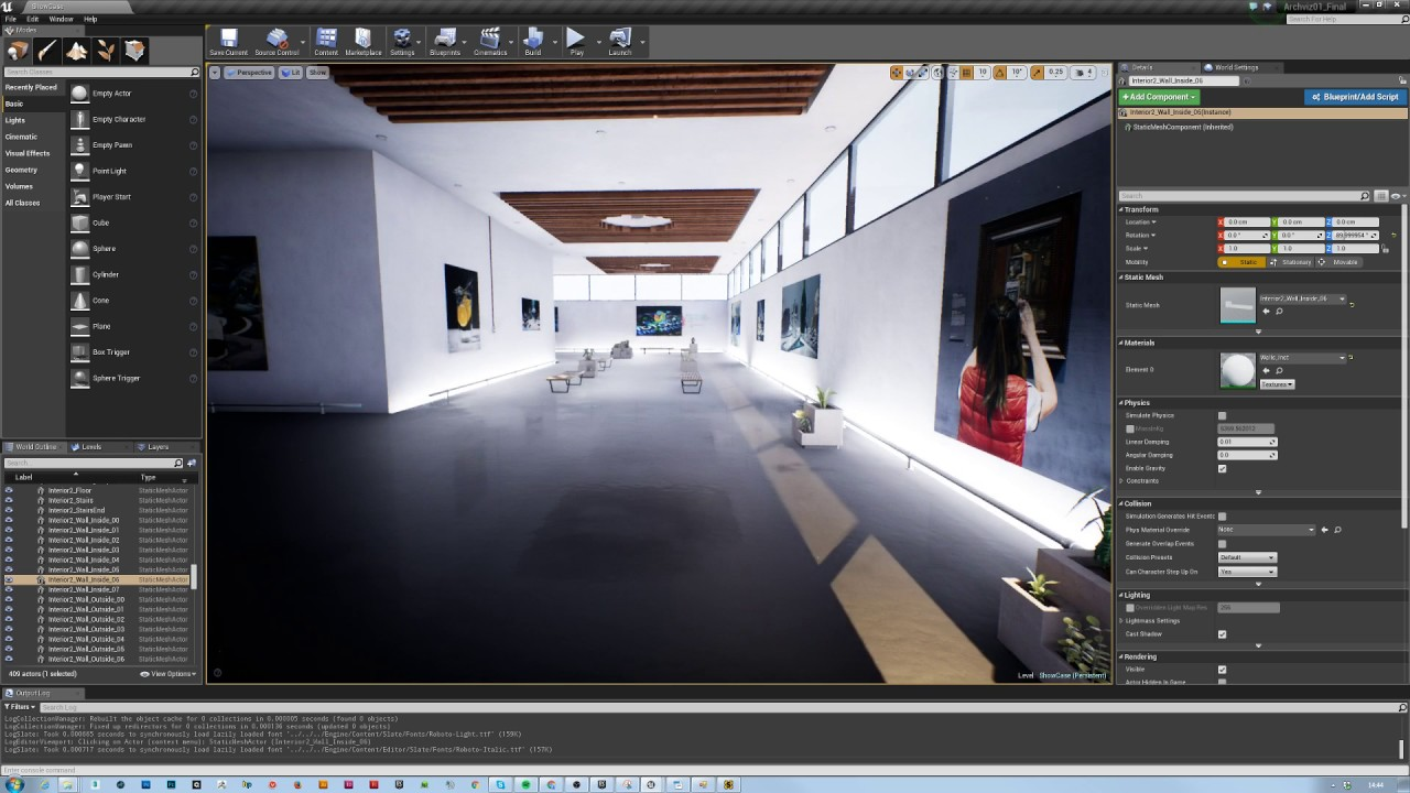 Light leaks    what is the ACTUAL solution? - Unreal Engine Forums