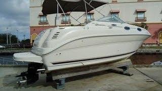 [SOLD] Used 2002 Sea Ray 240 Sundancer in Cape Coral, Florida