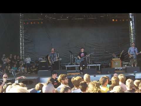 Hot Water Music - Free Radio Gainesville - live at Vainstream Rockfest 2010