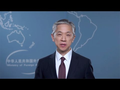 Chinese Foreign Ministry sends New Year wishes in 36 languages