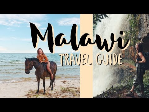 Malawi Travel Vlog | The Warm Heart of Africa SHOOK Me!