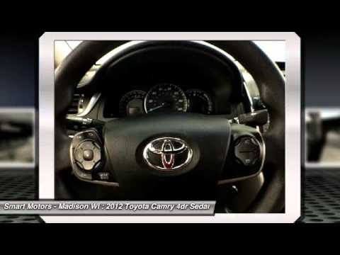 2017 Toyota Camry Smart Motors Madison Wisconsin M281711