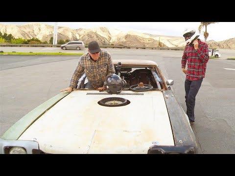 Roadkill - First Drives