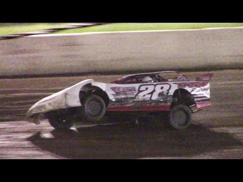 Penn Ohio Pro Stock B-Main One | Eriez Speedway | 7-16-17