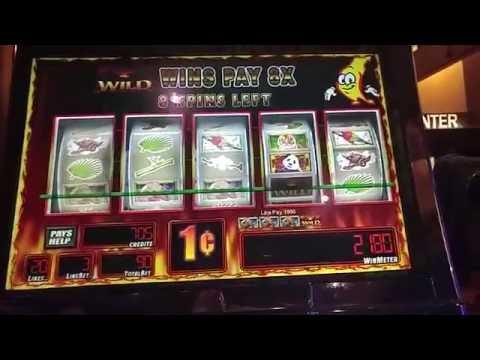 Big Win! Panda's Jade slot machine bonus round at SugarHouse casino